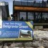 Belgravia Green Edmonton net zero project