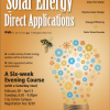 Solar energy class