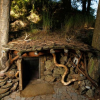 The Hobbit Hole: Dan Price's retreat