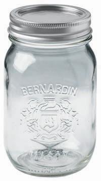 Bernardin Mason jar